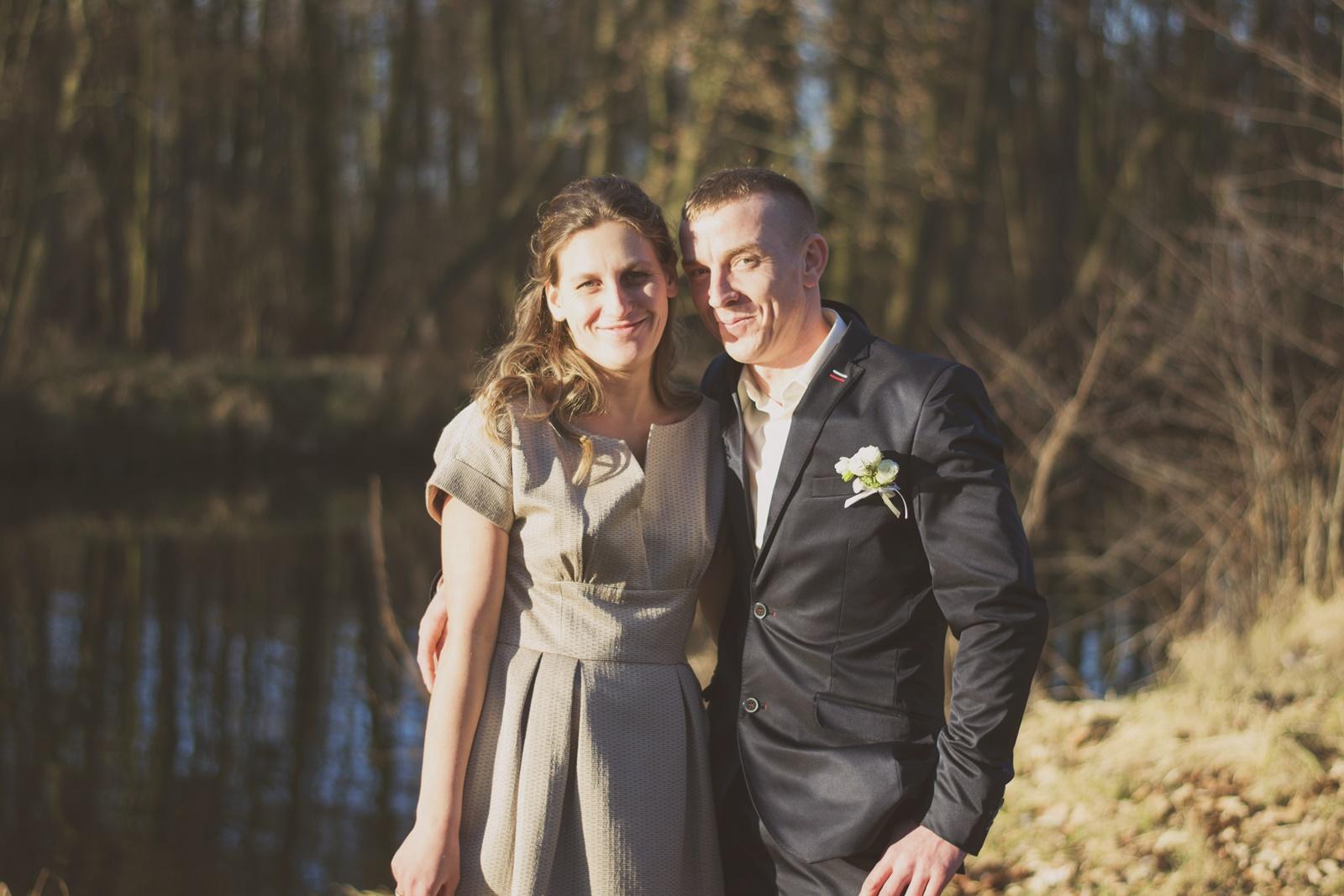 Ślub cywilny Magdaleny i Grzegorza