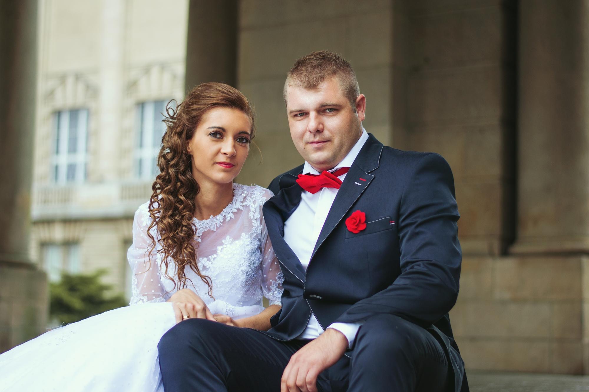Ślub Agaty i Kamila